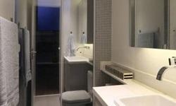 Box para banheiro espelhado