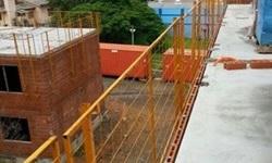 Guarda corpo construção civil