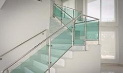 Guarda corpo escada