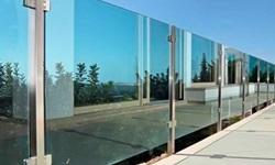 Sacada vidro