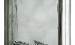 Tijolo de vidro fumê