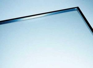 chapa de vidro