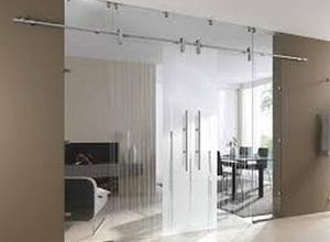 comprar porta de vidro