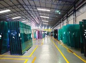 fábrica vidro