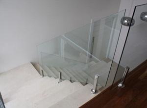 guarda corpo de vidro preço m2