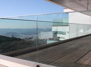 guardas de vidro