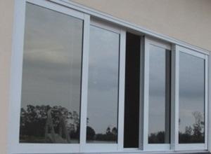 janela vidro