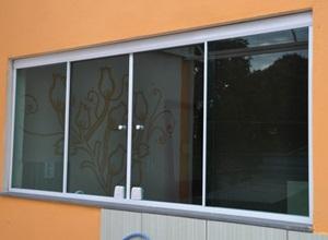 janelas em blindex