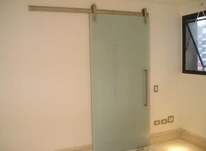 porta de blindex preço