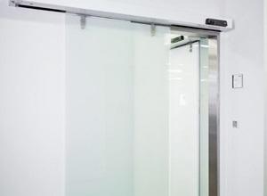 porta de correr vidro