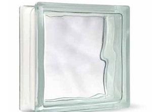 tijolo de vidro dimensões