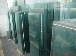 vidro temperado usado