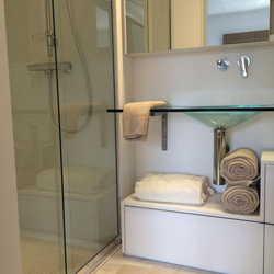 banheiro vidro