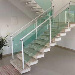 corrimão de escada preço