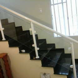 corrimão escada inox preço
