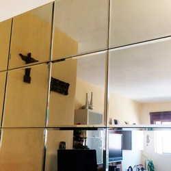 espelho bisotado