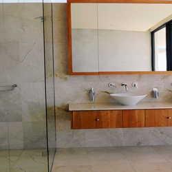 espelho de banheiro