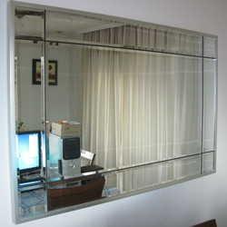 Espelho de vidro