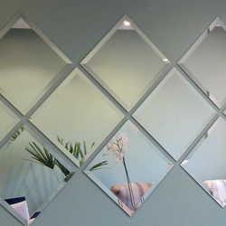 espelhos bisotê