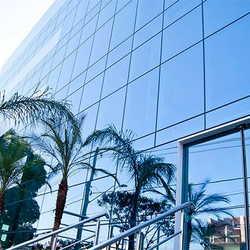 fachada vidro