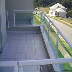 Guarda corpo de varanda