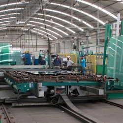 indústria do vidro