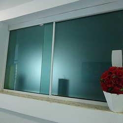 janela vidro temperado