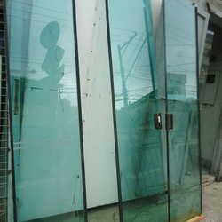 porta de vidro usada sp