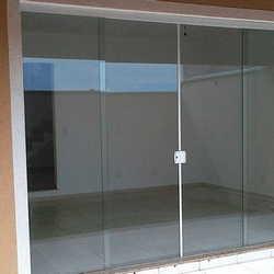 Porta vidro temperado