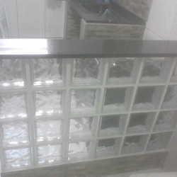 quanto custa um tijolo de vidro