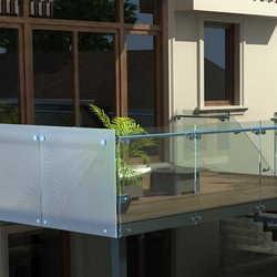 sacada de vidro temperado