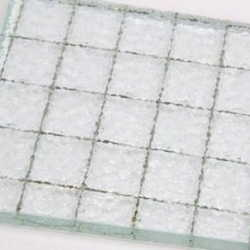vidro aramado preço