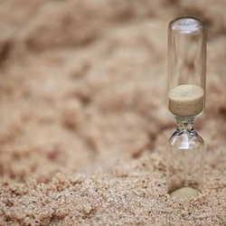 vidro areia