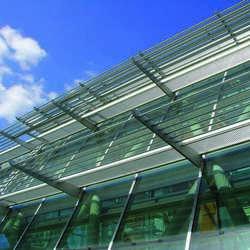 vidro de controle solar
