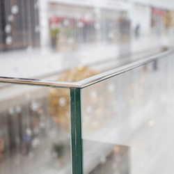 vidro para guarda corpo