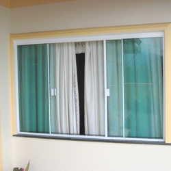 Vidro para janela