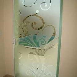 vidro para porta