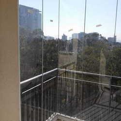 vidro para varanda