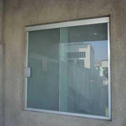 vidro temperado janela