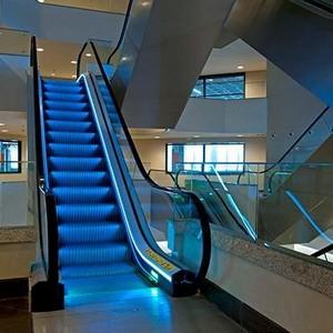 Vidro para escada rolante