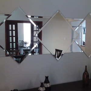 Vidros para decoração